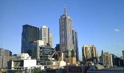 Cómo llegar a Melbourne