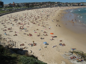 Manly y Bondi Beach