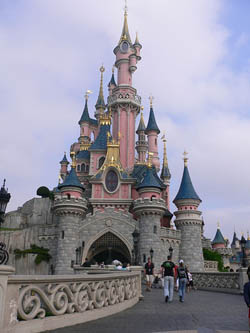Eurodisney - Disneyland Paris