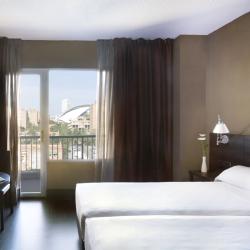 Servicios del Hotel Medium Valencia