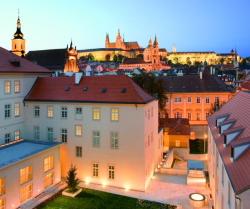 Hotel Mandarin Oriental Praga  de