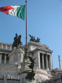 Plaza de Venecia de Roma