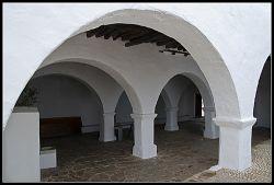 La Iglesia de Es Puig de Missa de Ibiza