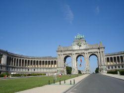 Parque del Cincuentenario de Bruselas