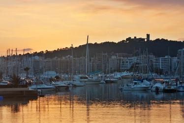 Llegar en barco a Mallorca