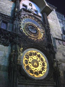 Reloj Astronomico de Praga