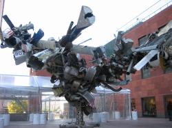 MOCA (Museo de Arte Contemporáneo )