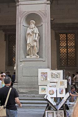 Galeria degli Uffizi de Florencia
