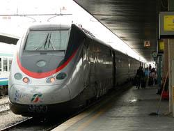 Llegar en Tren o Barco a Venecia
