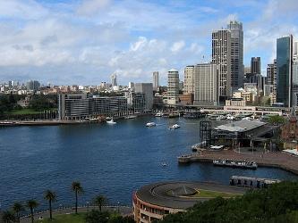 Viajar a Sydney