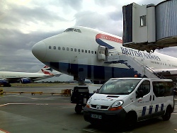 Llegar del Aeropuerto de Heathrow a Londres