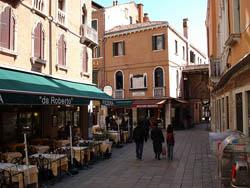 Donde Comer en Venecia