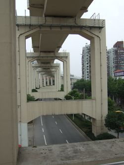 Bonos transporte en Shanghai
