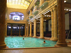 Balnearios en Budapest