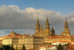 Barrios de Santiago de Compostela