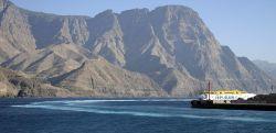 Llegar en barco a Tenerife