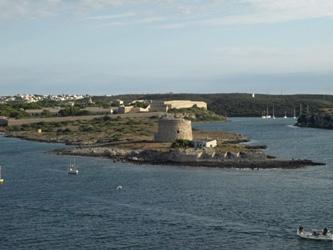 Fuerte Marborough de Menorca
