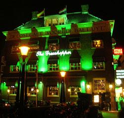 Los Coffe Shops de Amsterdam