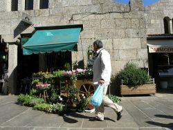 De compras en Santiago de Compostela