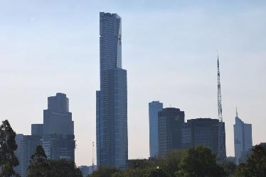 Rialto Towers de Melbourne