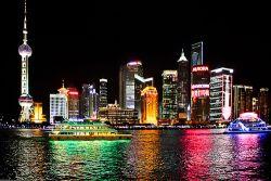 Vida nocturna de Shanghai