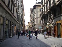 Como Moverse por Florencia