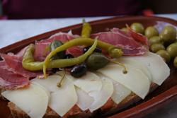 Platos típicos de Mallorca