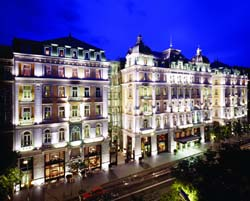 Hotel Corinthia Grand Hotel Royal de