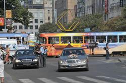 Como Moverse por Praga