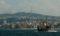 Como Llegar a Estambul
