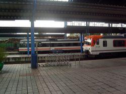 Llegar en tren a Santiago de Compostela