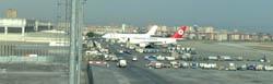 Llegar en Avion a Estambul