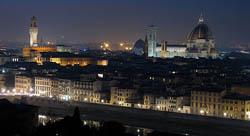Noche en Florencia