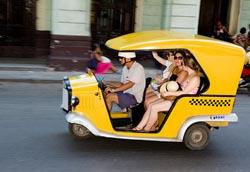 Como Moverse por la Habana