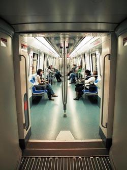 Moverse en Metro por Barcelona