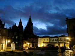 Viajar a Santiago de Compostela