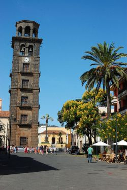 San Cristóbal de La Laguna en Tenerife