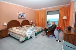Servicios del Hotel Cubanacan Comodoro
