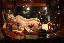El Templo del Buda de Jade de Shanghai