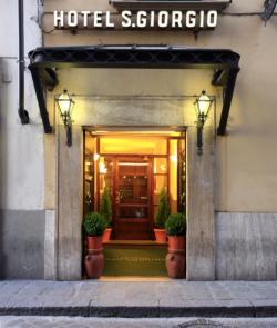 Hotel San Giorgio E Olimpic  de