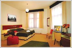 Servicios del Hotel City Partner Hotel Victoria