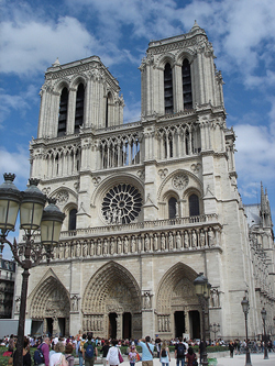La Catedral de Notredam de Paris