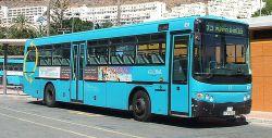 Bonos transporte en Gran Canaria
