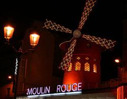Noche en Paris