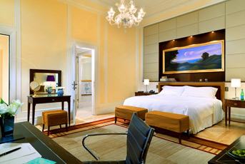 Servicios del Hotel St Regis Grand