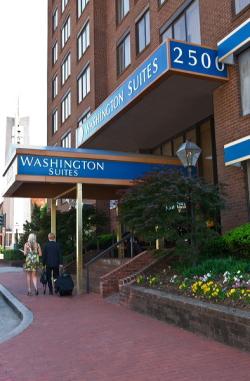 Hotel Washington Suites Georgetown de