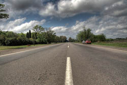 Llegar por Carretera a Buenos Aires