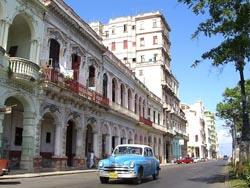 Transporte Privado en la Habana