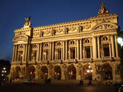 Teatro y Opera en Paris