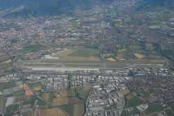 Llegar en avión a Milán